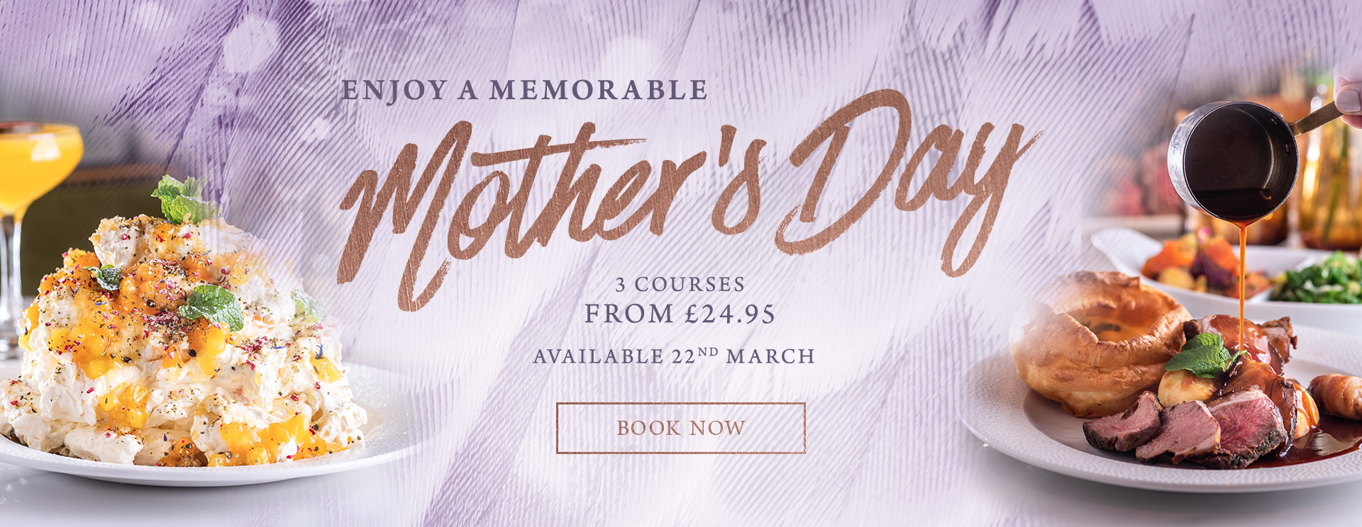 Mother's Day 2019 at The Oat Sheaf